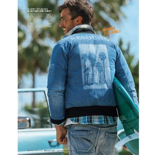 <img class='new_mark_img1' src='//img.shop-pro.jp/img/new/icons1.gif' style='border:none;display:inline;margin:0px;padding:0px;width:auto;' />MA DENIM DOWN JACKET IND palm
