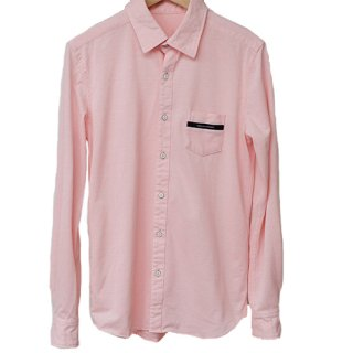 <img class='new_mark_img1' src='//img.shop-pro.jp/img/new/icons1.gif' style='border:none;display:inline;margin:0px;padding:0px;width:auto;' />MARK OX shirt PINK