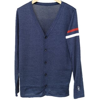 <img class='new_mark_img1' src='//img.shop-pro.jp/img/new/icons1.gif' style='border:none;display:inline;margin:0px;padding:0px;width:auto;' />RC KNIT CARDIGAN NAVY