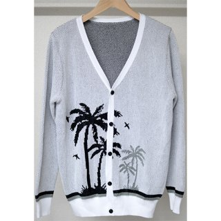 palmtree cardigan OFF