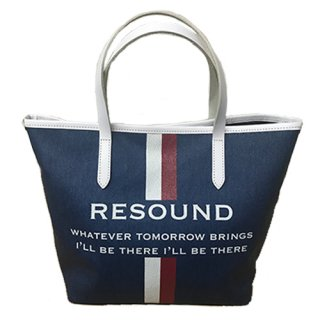 RESOUND DENIM  TOTE S INDWH