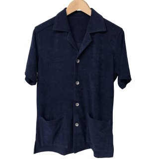 PILE BEACH SHIRTS NAVY