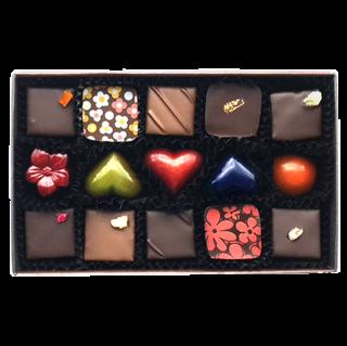 チョコレート15個入