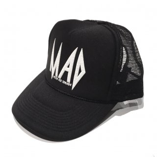 MAD PRINT MESH CAP-GLAM ADDICTION LIMITED-