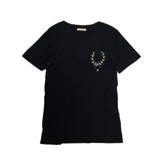 GLAM ADDICTION LIMITED EMBROIDERY-T