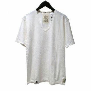 Moonage Devilment×EGO TRIPPING GRANDE JOGO VネックTシャツ