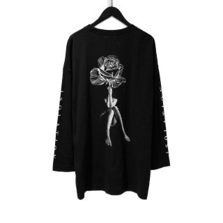 Print L/S Over Cut and Sewn Type-C