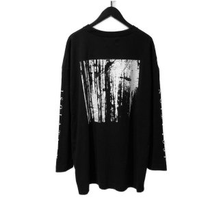 Print L/S Over Cut and Sewn Type-B