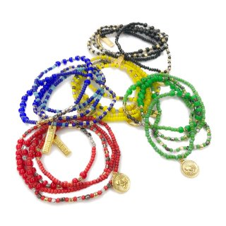 Combination Beads Bracelet