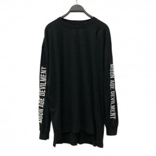 Embroidery Over L/S T-Shirt Type-A