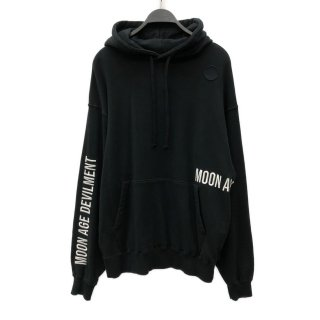 Embroidery Pull Hoodie
