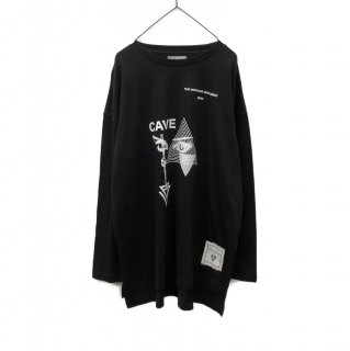 Graphic Over L/S T-shirt A