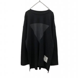 Graphic Over L/S T-shirt E