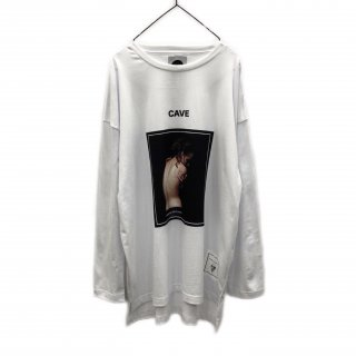 Ink Jet Over L/S T-shirt