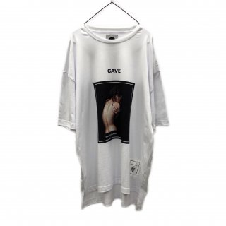 Ink Jet Over S/S T-shirt