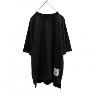 Back Patch Over S/S T-shirt