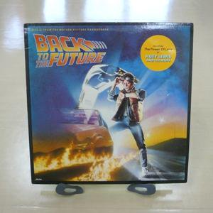 レコード BACK TO THE FUTURE