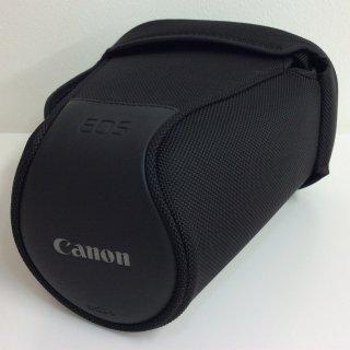 一眼カメラセミハードケース ブラック【Canon】EH22-L//新品未使用