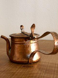 アンティーク 銅製ケトル