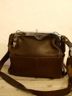 Vintage Leather Conductor Bag(革製車掌バッグ)