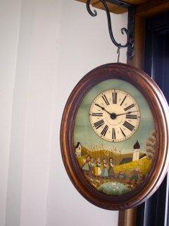 ヴィンテージ 壁掛け時計