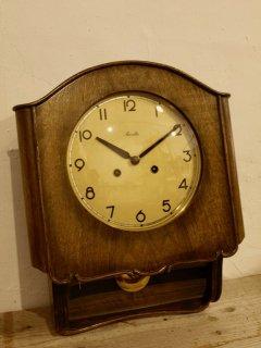 ヴィンテージ壁掛時計 Mauthe