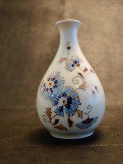 ジョルナイ ZSOLNAY 小さな花瓶