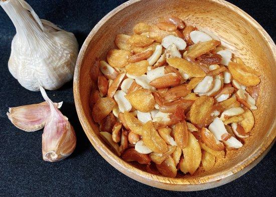 にんにく ピーナッツ のスナック菓子塩味 画像2