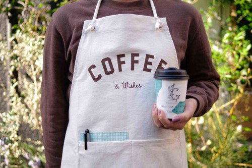GARTEN COFFEE×MERCH エプロン
