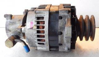●オルタネーター ●日立製 いすゞエルフ用 LR280-505【中古品】※ポンプ付