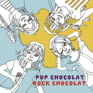 4th mini album『ROCK CHOCOLAT』