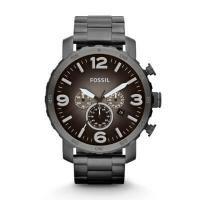 【即納可/限定 セール ☆】正規品 フォッシル 腕時計 NATE ネイト FOSSIL 時計 メンズ クロノグラフ JR1437 ステンレス ストップウォッチ マルチファクション 商品画像