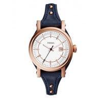 【レディース人気NO1】正規品 FOSSIL フォッシル ORIGINAL BOYFRIEND オリジナルボーイフレンド  腕時計 レディース  ES3909  ネイビーレザー  商品画像