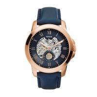 【恋するウォッチ】正規品 FOSSIL フォッシル GRANT グラント メンズ 腕時計 オートマチック 自動巻き ME3054 スケルトン ネイビー レザー 商品画像