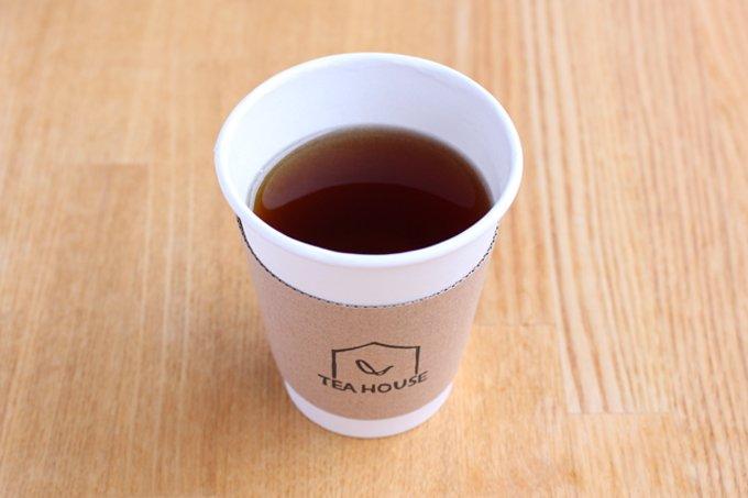 爽味ほうじ茶 HOT