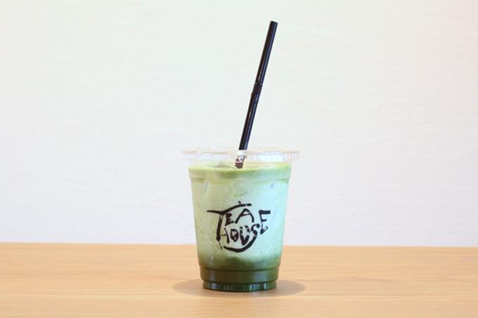 抹茶ラテ COLD