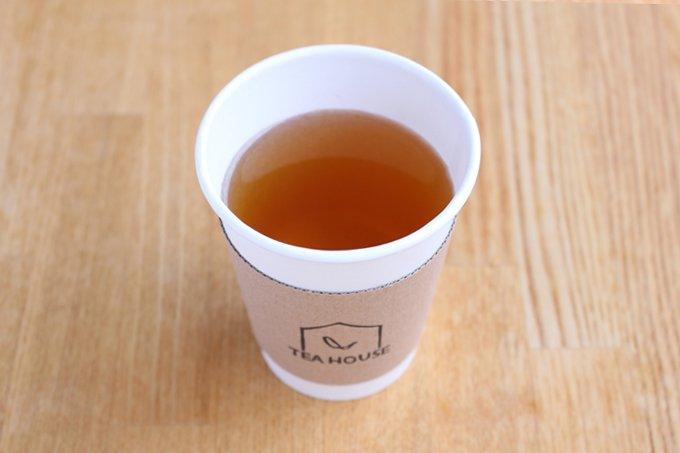 黒豆茶 HOT