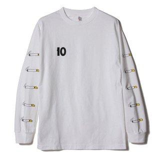10匣 / T/J CIGARETTE LONG SLEEVE T