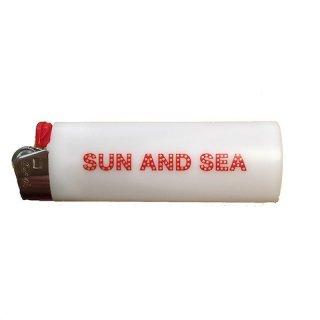 SUN AND SEA / Original lighter