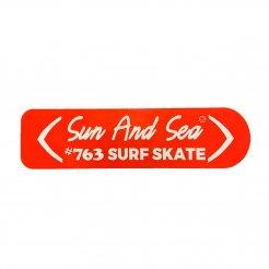 SUN AND SEA / RD♯10 STICKER