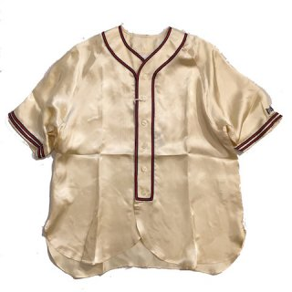 Vote Make New Clothes / SATIN BASEBALL SHIRTS