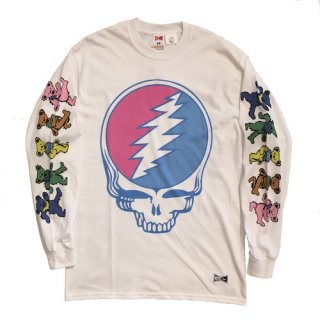 Vote Make New Clothes / GRATEFUL DEAD L/S TEE
