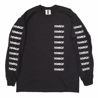10匣 / T TENBOX LOGO L/S TEE