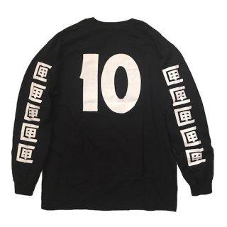 10匣 / J TENBOX L/S TEE