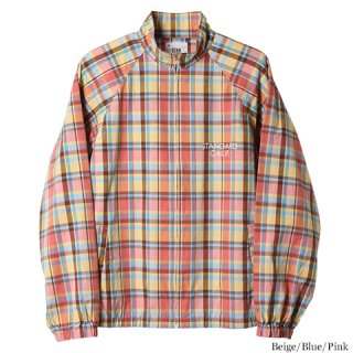 <img class='new_mark_img1' src='https://img.shop-pro.jp/img/new/icons20.gif' style='border:none;display:inline;margin:0px;padding:0px;width:auto;' />Standard California / SD Madras Check Harrington Jacket  21,780円→50% OFF!!