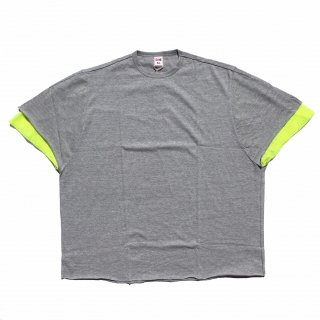 Vote Make New Clothes / Layer Mesh Tee