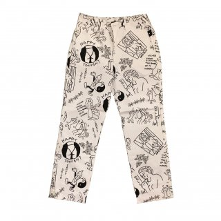 10匣 / TENBOX × ACID Pants