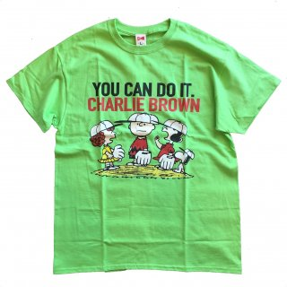 Vote Make New Clothes / I Can Do It Peanuts Tee