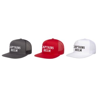 Captains Helm / #Locals Logo Mesh Cap