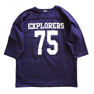 Jackson Matisse / Explorers Football Tee